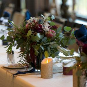 Rustic-Wedding-Centerpiece-Flowers-Flora-Etc